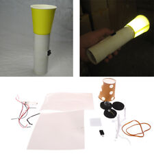 Diy Assembly Handmade Flashlight Model Science Nature Experiment Fun Games