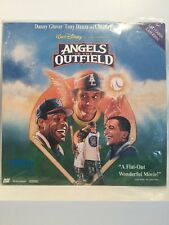 Angels In The Outfield Laser Disc - Disney - Danny Glover Tony Danza Letterbox