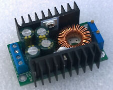 MODULE CONVERTISSEUR REGLABLE CC CV BUCK STEP DOWN 300W 12A in=7à32V out=0,8à28V
