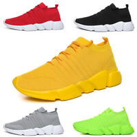 Men's Sports Running Shoes Outdoor Lightweight Walking Fashion Athletic Sneakers