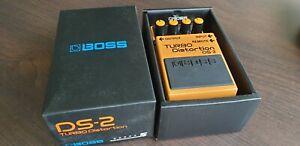 +++ BOSS DS-2 TURBODistortion +++ Nachfolger des legendären BOSS DS-1