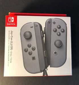 Official Nintendo Switch Joy-Con Set [ Gray / gray ] NEW