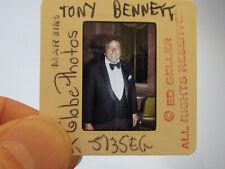 More details for original press promo slide negative - tony bennett - 1980's/1990's