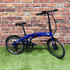 "Viking Gravity Electric Folding Bike - 20"" Wheels, 24 volt, 6 Speeds."