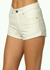 Billabong Denim Mid-Rise Shorts for Women