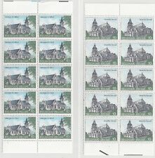 Belgium SC # 1174 -1176 MNH blocks of 10