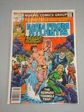 MAN FROM ATLANTIS #2 VOL 1 MARVEL COMICS MARCH 1978