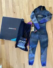 Zone 3 Aspire Wetsuit—women's size St (small tall).