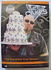 Ace Of Cakes:The Complete First Season 1 One, 3 DVD Set, Duff Goldman New Sealed