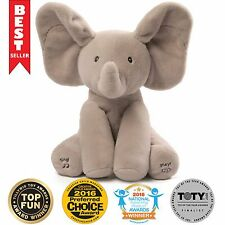 GUND Flappy the Elephant - Animated Plush Toy
