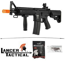 Lancer Tactical ProLine M4 MK18 Full Metal 400 FPS AEG Airsoft Gun Rifle LT-02B