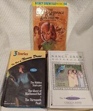 Nancy Drew Mystery Stories Notebooks Lot of 9  BB02