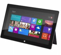 Microsoft Windows Surface RT 8.1 32GB - With Office Home &Student 2013 - Black