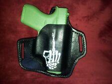 Fits Glock 42 Hybrid OWB Holster
