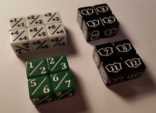 18x Counter, Tarmogoyf & Loyalty Dice for Magic: The Gathering & CCG MTG Games