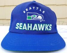 Seattle Seahawks snapback cap Sports Specialties NFL hat vintage 90s