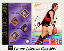 1996 Select Centenary AFL Trading Card Series 1 Base Team Set West Coast (13)