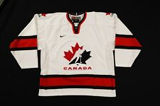 Team Canada NIKE Olympic Jersey - White - Size L