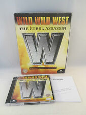 PC CD-Rom - Wild Wild West The Steel Assassin - Big Box
