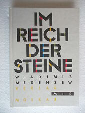Mesenzew,W.Im Reich der Steine.Steinpalette.Menschen und Steine
