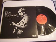 LP 33 TOURS VINYLES , ROY BUCHANAN , 1er ALBUM . VG / EX IMPORT CANADA .
