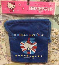 Sanrio Hello Kitty Royal Princess Drawstring Bag