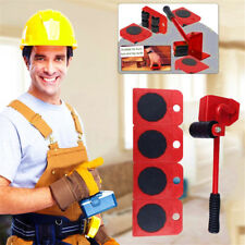 Furniture Transport Set Power Crane Removal Lifting Moving Tool Move House 150KG