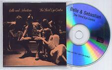 BELLE & SEBASTIAN The Third Eye Centre UK 19-trk promo test CD Avalanches Miaoux