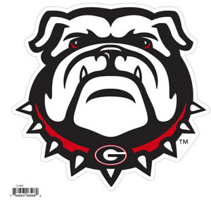 Georgia Bulldogs Outdoor Rated Magnet Auto NCAA Licensed