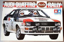 Audi Quattro Rally Tamiya  1/24