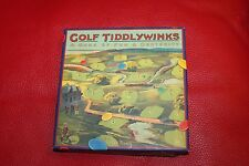 Golf Tiddly Winks  by Past times dexterity and fun