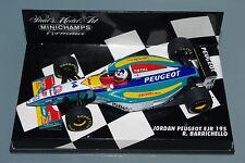 Minichamps F1 1/43 Jordan PEUGEOT ejr 195 BARRICHELLO