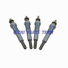 Engine Plug Glow set for Yanmar 4D94E 4D94LE Forklift Excavator and Loader