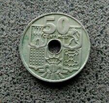Espagne 50 Centimos 1949*62   [3912]