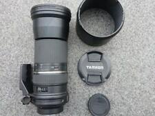 Superbe Objectif Tamron SP 150-600mm F/5-6.3 Di VC USD monture Sony A