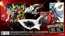 Persona 5 Royal-Edición Coleccionista de los ladrones fantasma (PlayStation 4 PS4, 2020)
