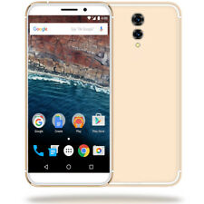 Stylish 4G LTE Unlocked Quad-Core Smart Cell Phone Android 6 Fingerprint Sensor