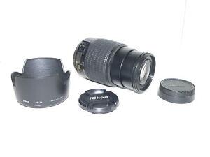 Nikon DX AF-S Nikkor 55-200mm, 1:4-5.6 G ED Auto Focus Lens~Excellent Condition