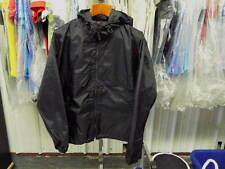 New Black Sierra Sport Ripstop Full Zip Jacket...Wind/Water Resistant (Small)