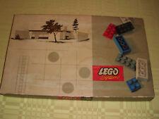 Lego 751, Architekturbaukasten von 1963, selten, Vintage, Sammler