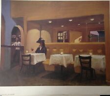 Night Hawk Cafe By David Well Roth