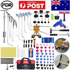 105× Paintless Dent Removal Rods Puller Lifter PDR Tools Auto Damage Repair Kits