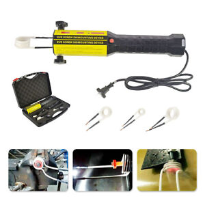 1000W Mini Ductor Magnetic Induction Heater Kit for Automotive Flameless Heat