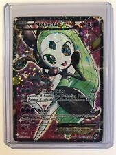 Pokemon card - Full Art Meloetta EX Legendary Treasures RC Collection RC25 =m gx