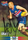 ✺Signed✺ 2010 WESTERN BULLDOGS AFL Card ADAM COONEY