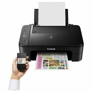 Canon Pixma TS3350 Stampante Multifunzione Inkjet Colore Wi-Fi Stampa Copia Scan