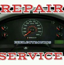 "2004 2005 F150 Instrument Cluster Repair Service ""Speedometer repair"""