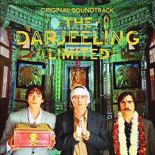 The Darjeeling Limited Various Artists Audio CD