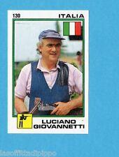 SUPERSPORT 1988-PANINI 88-Figurina n.130- GIOVANNETTI - ITALIA -TIRO-Rec