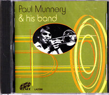 PAUL MUNNERY & HIS BAND- Self Titled CD (NEW 2000 Lake Jazz) Norman Field Trad